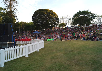 Maryborough Carols 2012