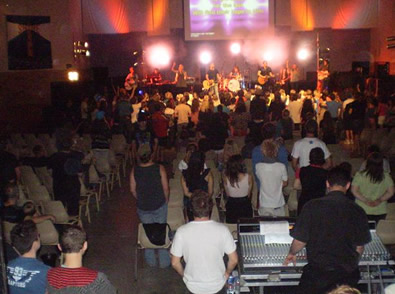 Youth Alive Concert Hervey Bay